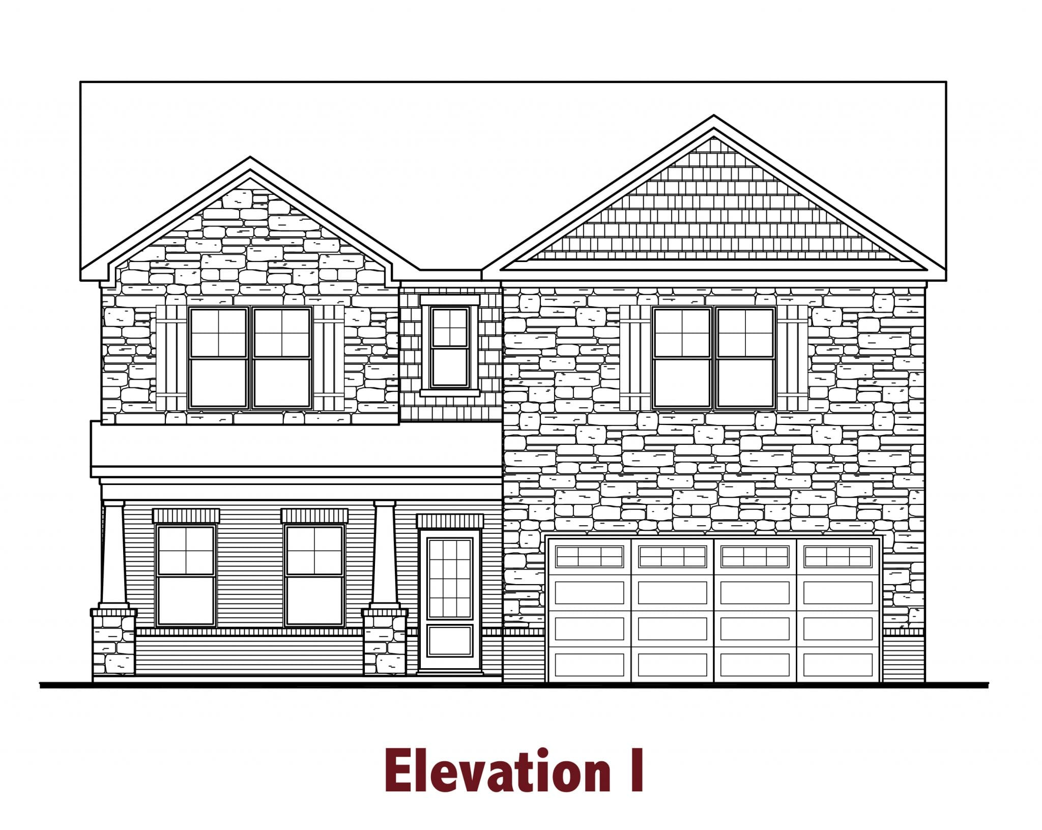 Glendale elevations Image