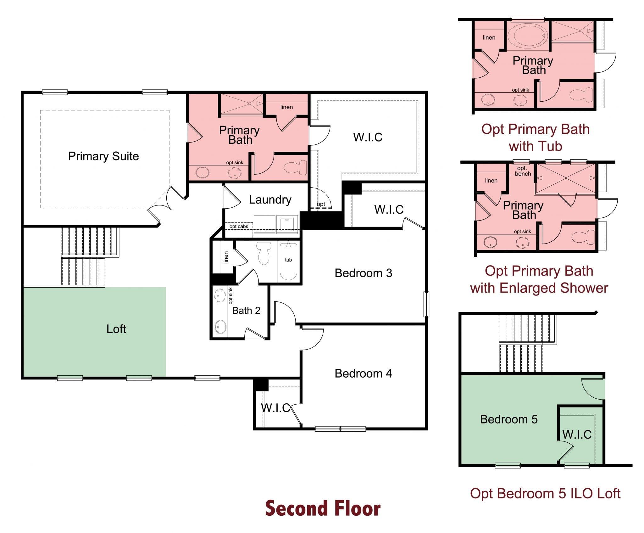 Greenbrier plans Image