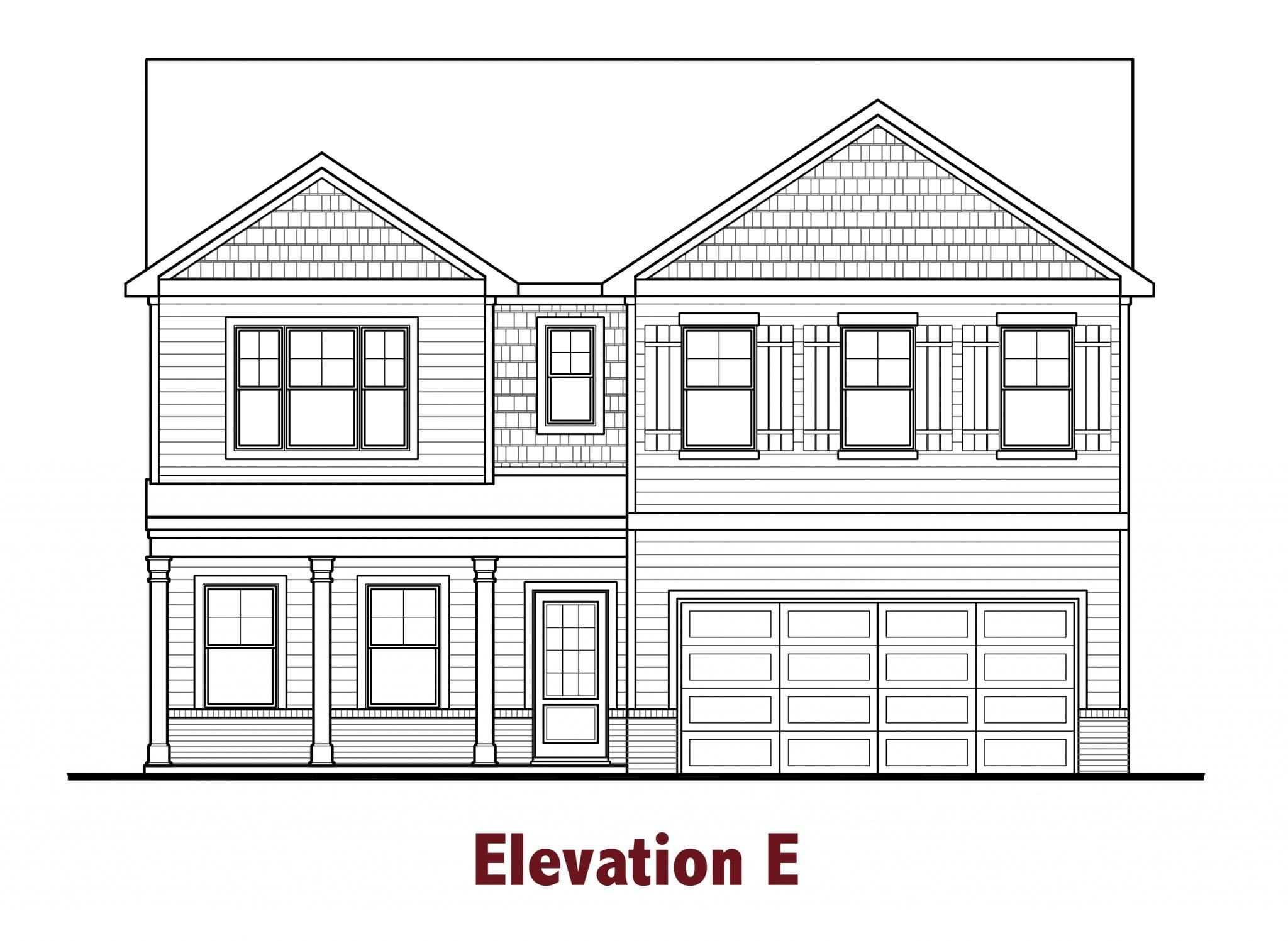 Greenwood elevations Image