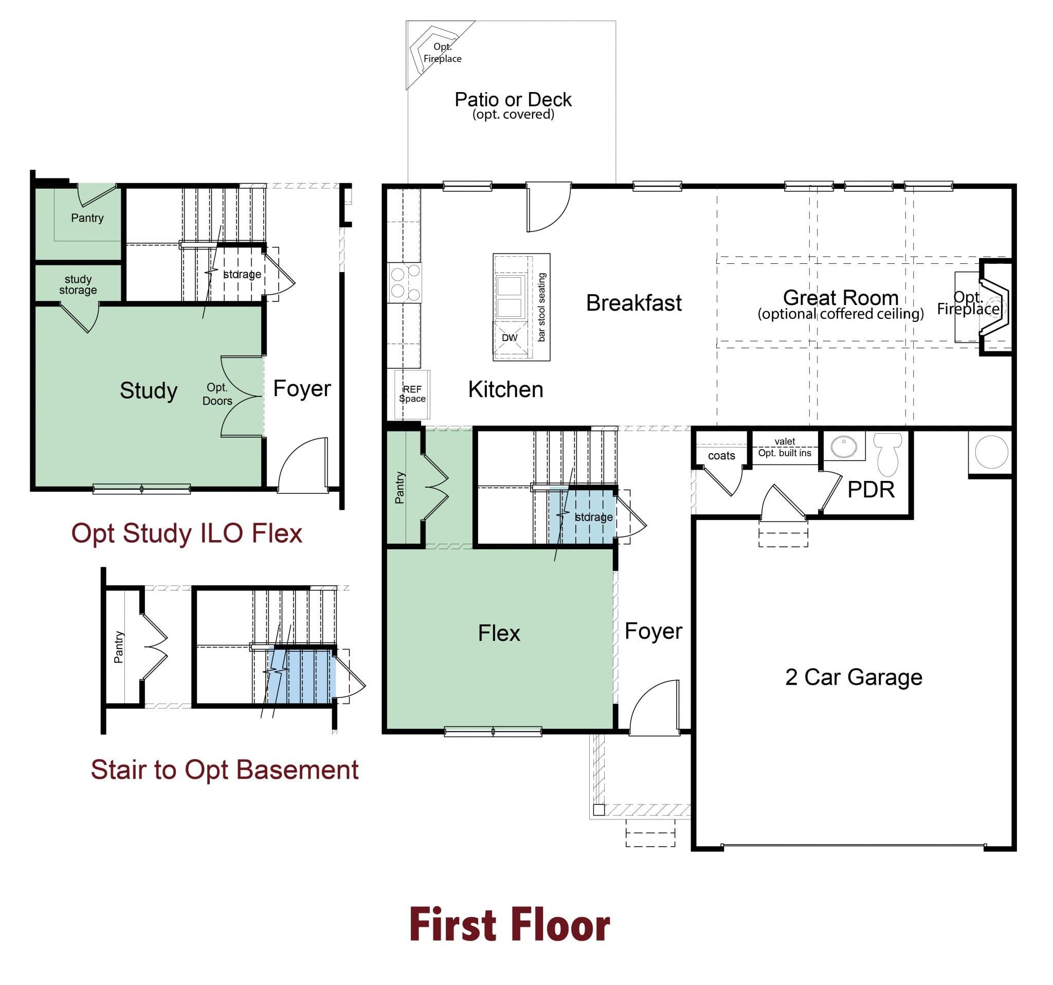 Greenwood plans Image