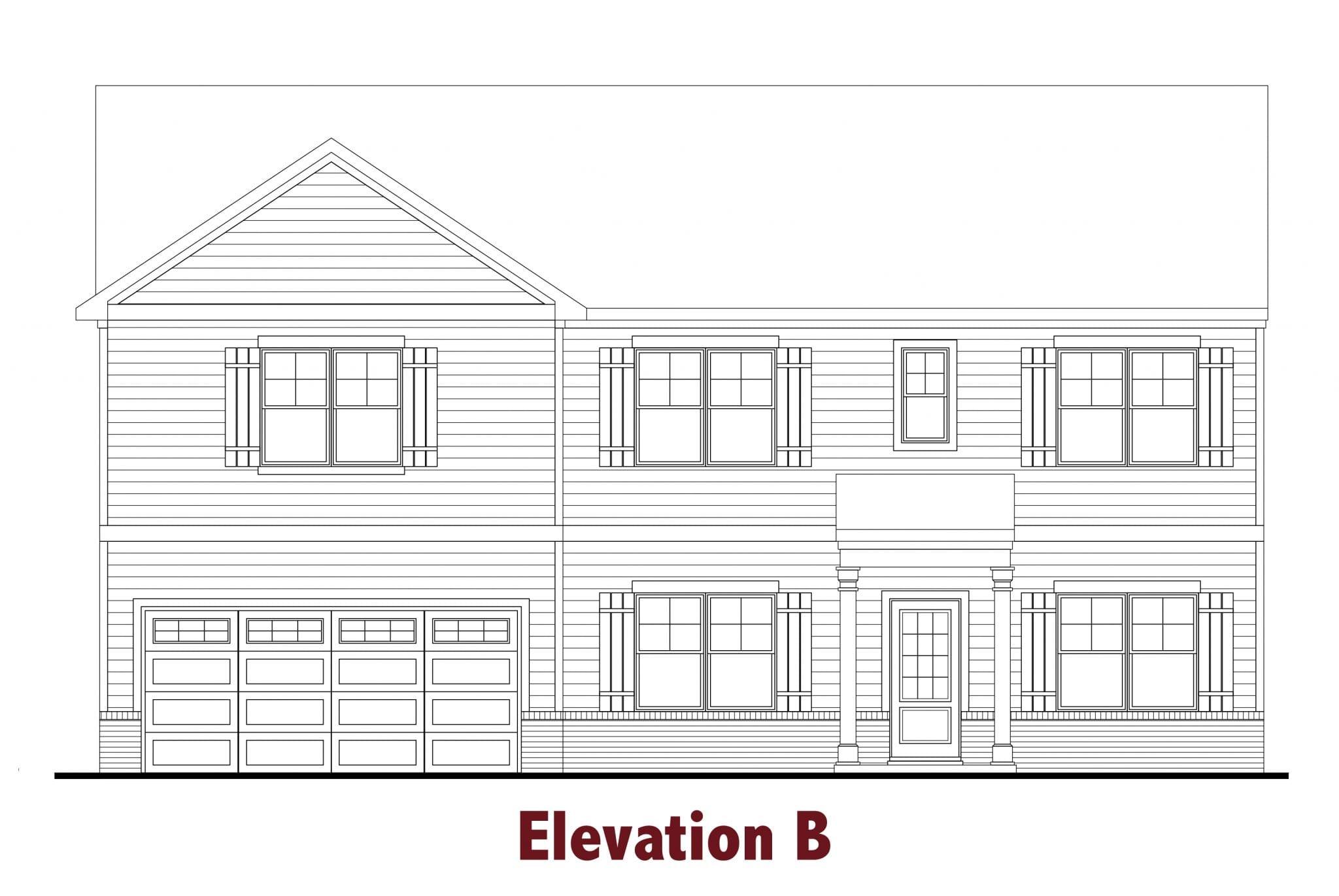 Hammond elevations Image