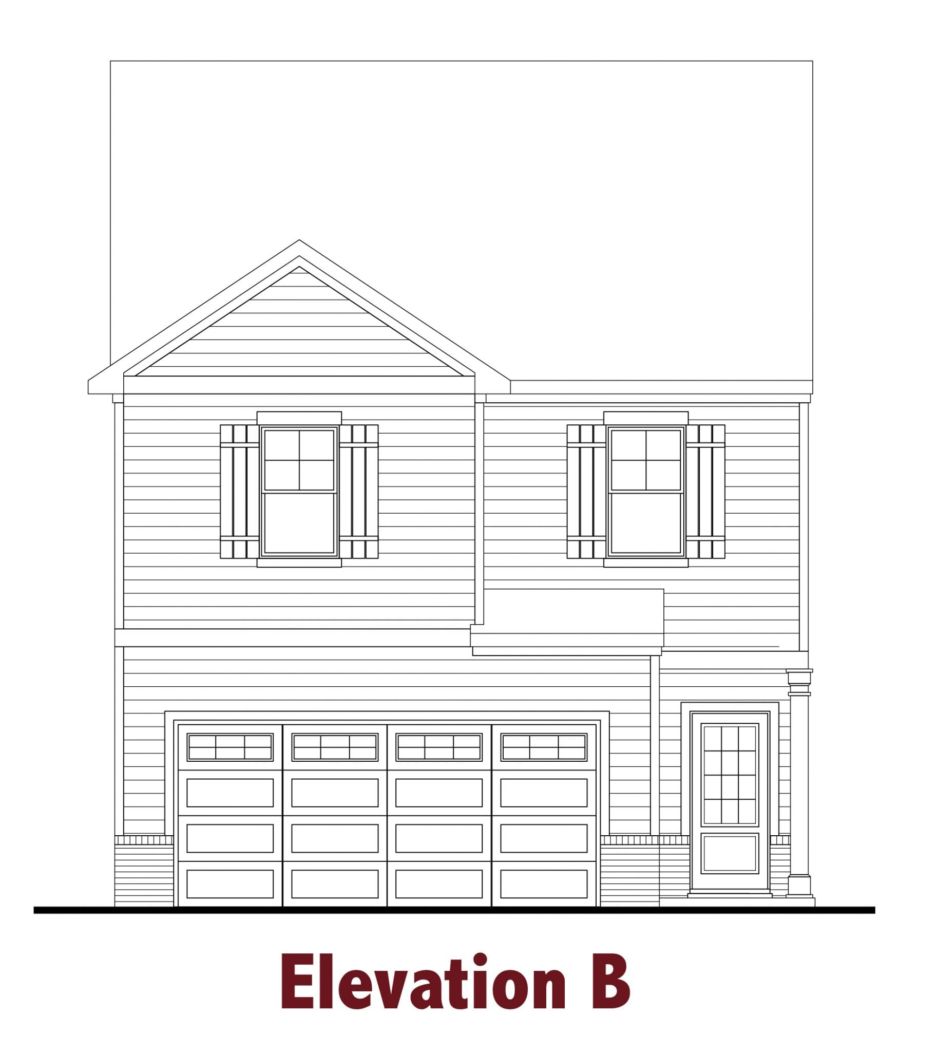 Joshua elevations Image