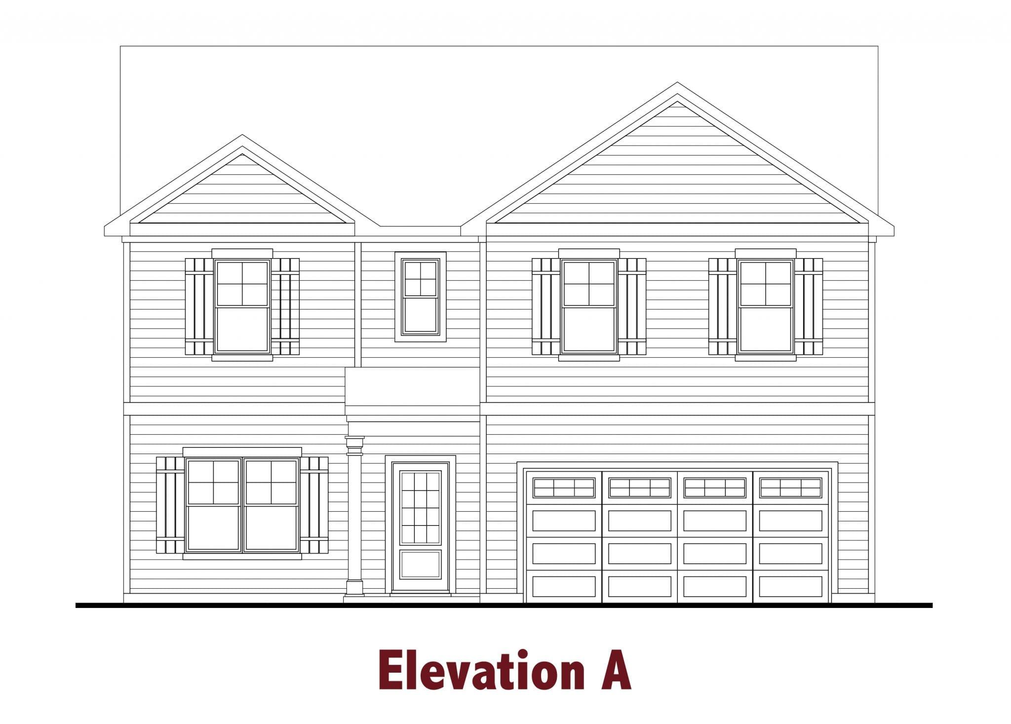 Kirkwood elevations Image