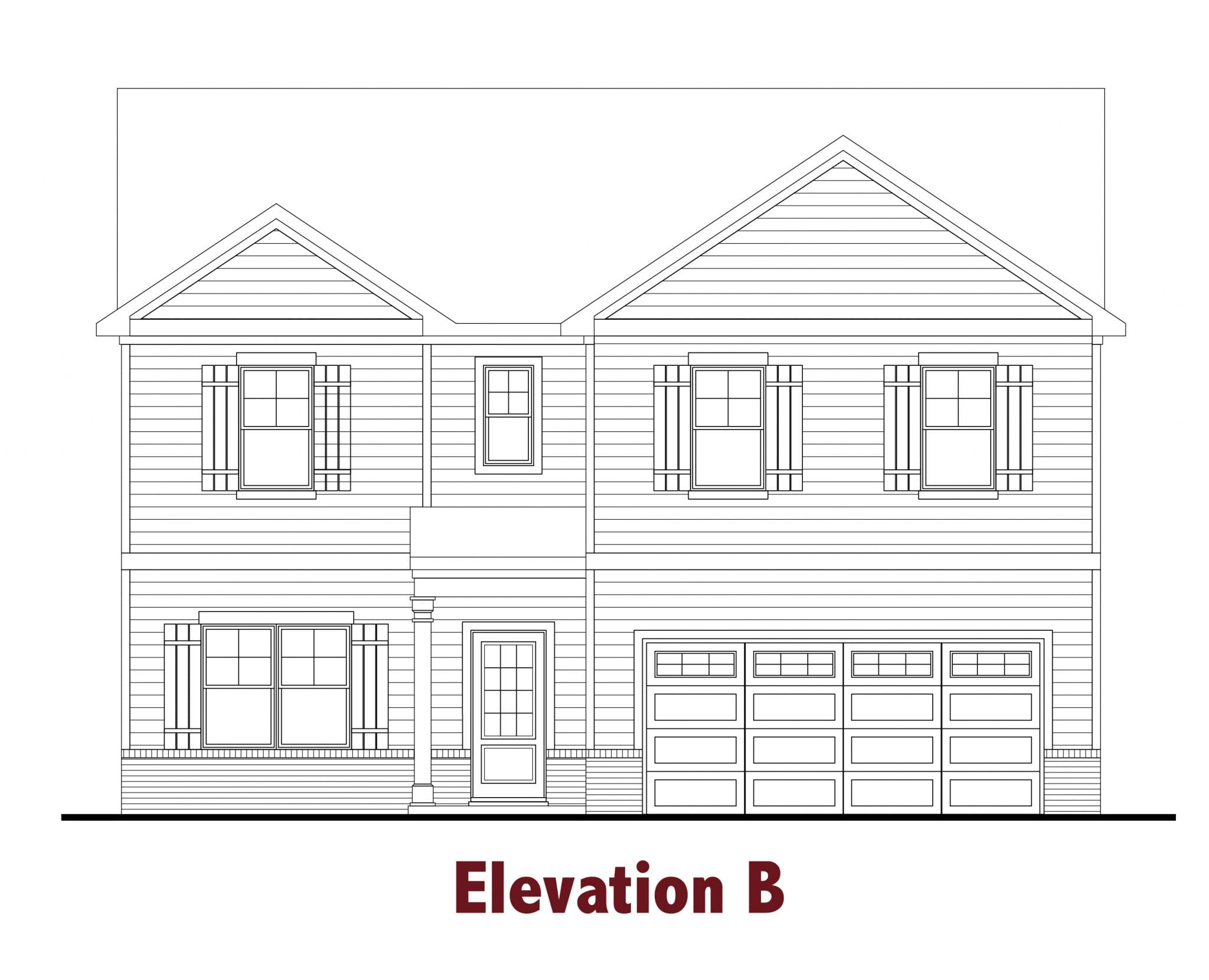 Kirkwood elevations Image