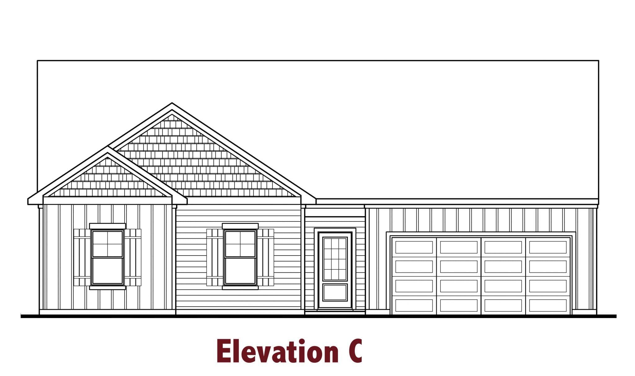 Magnolia elevations Image