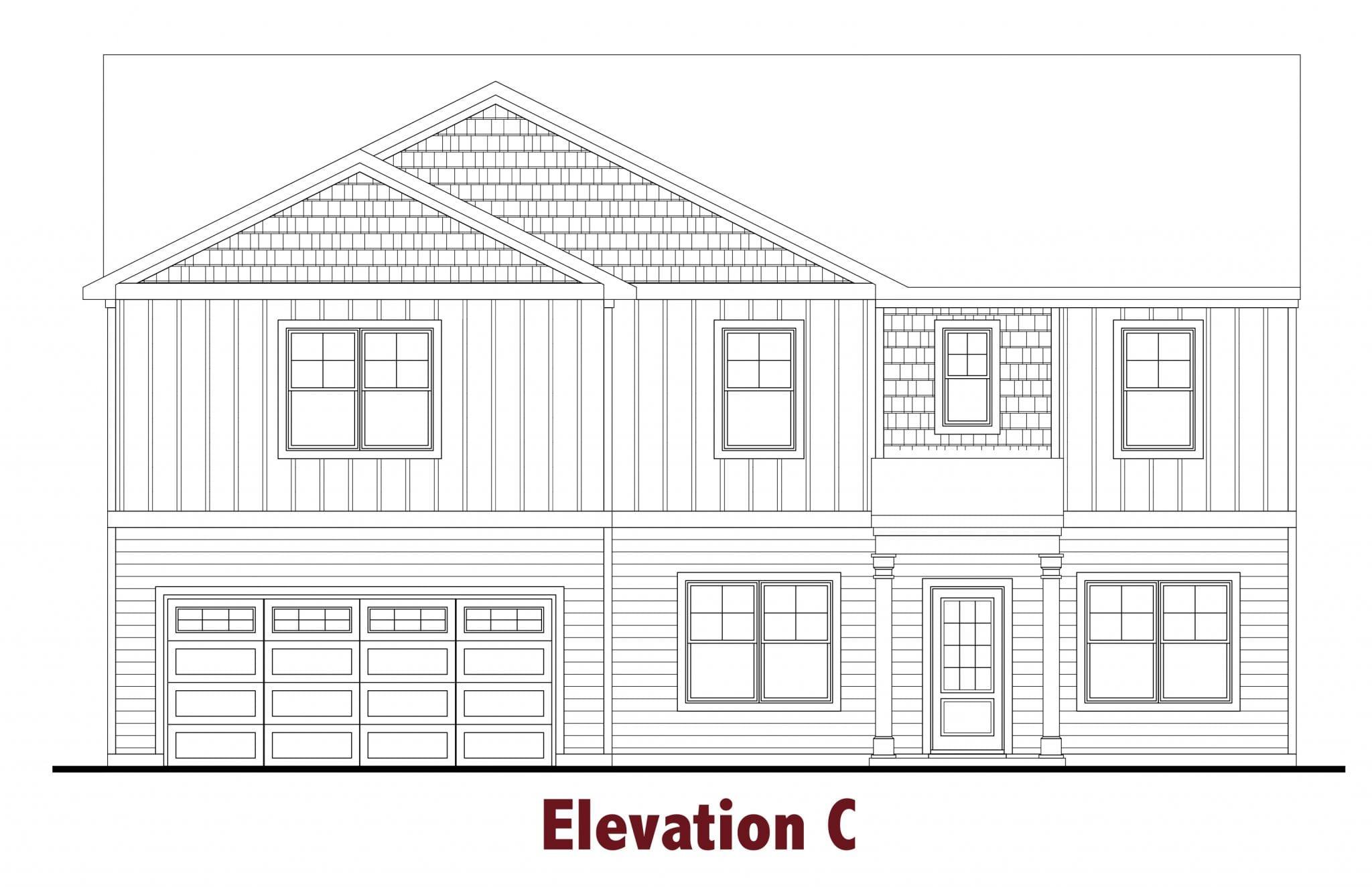 Richmond elevations Image