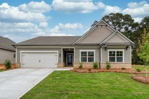Brentwood - Chafin Communities - Front Exterior