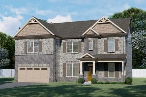 Preswick Plan By Chafin Communities 2020 Elevation Color
