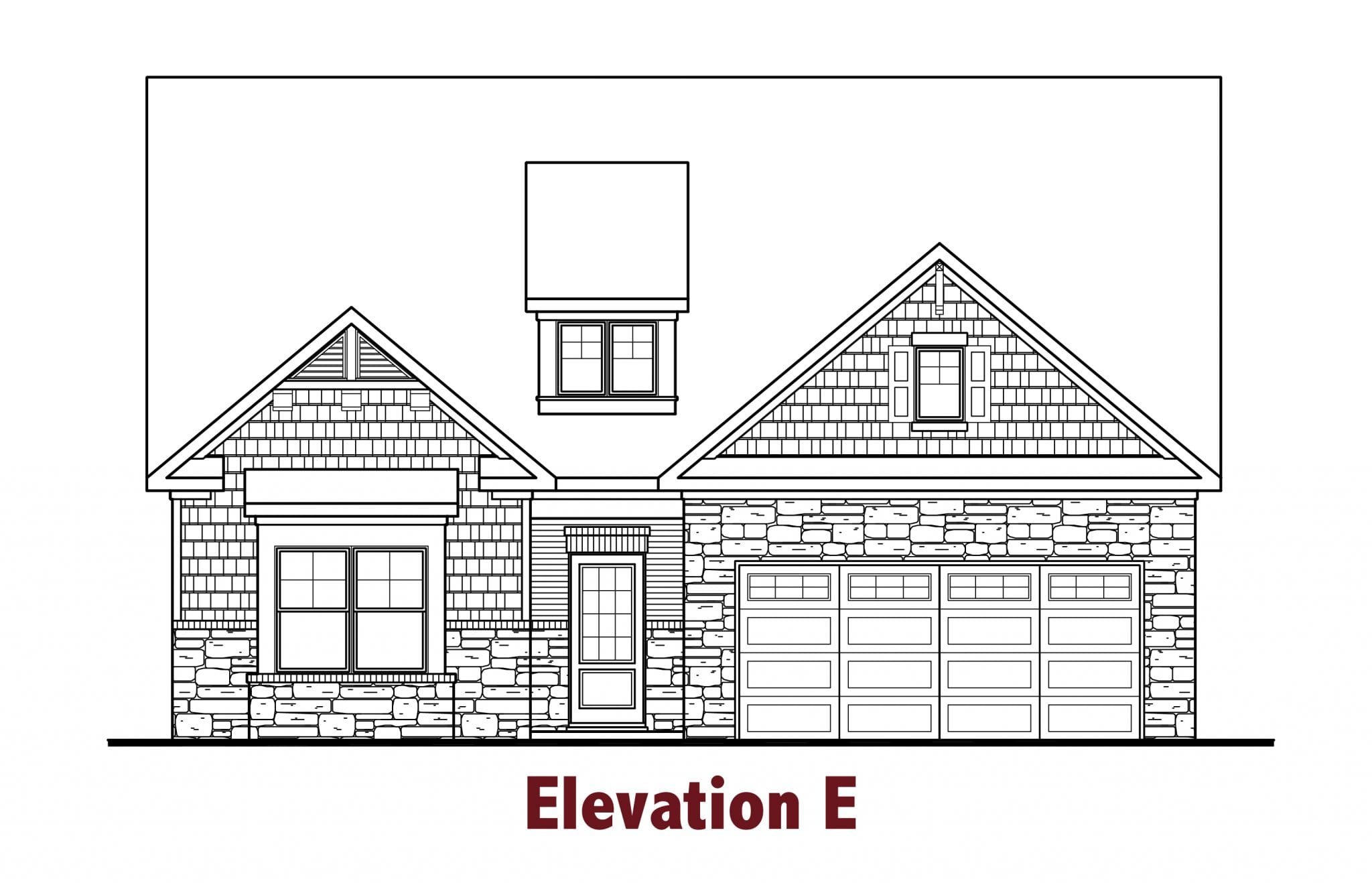 Brookfield elevations Image