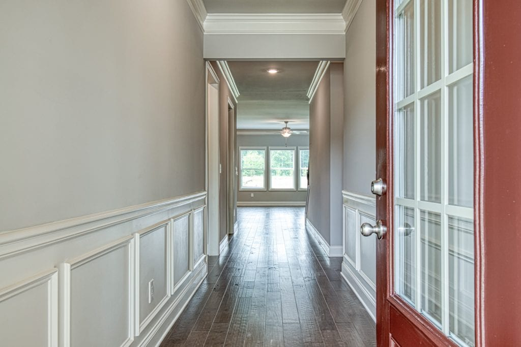 Spring Brook - Chafin Communities - Foyer