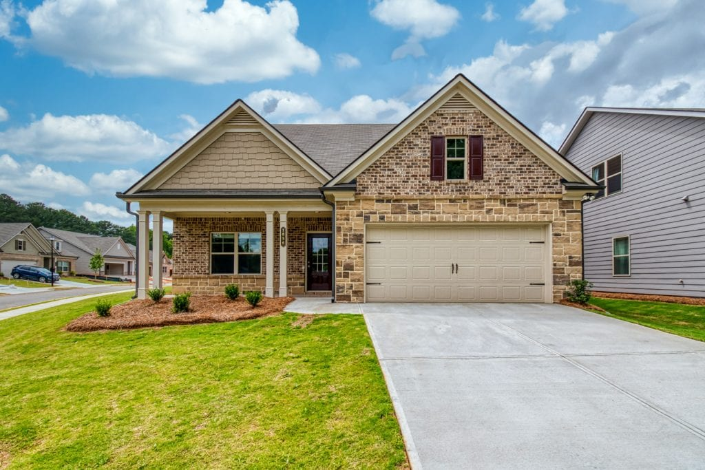 Spring Brook - Chafin Communities - Front