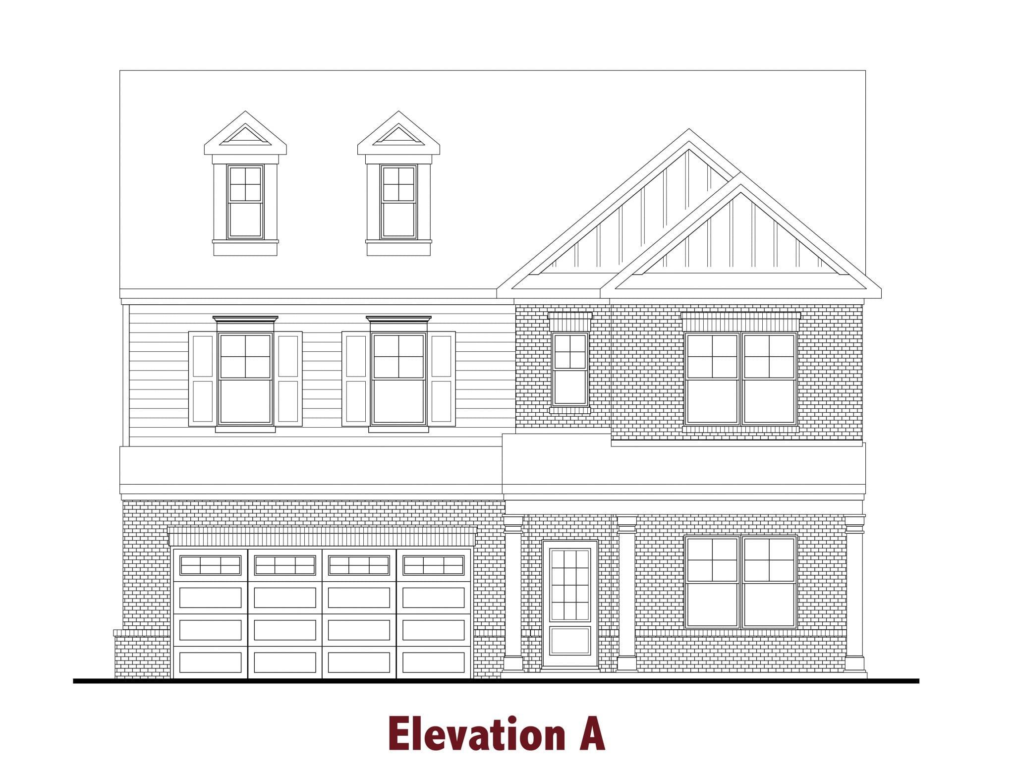 Wakefield elevations Image
