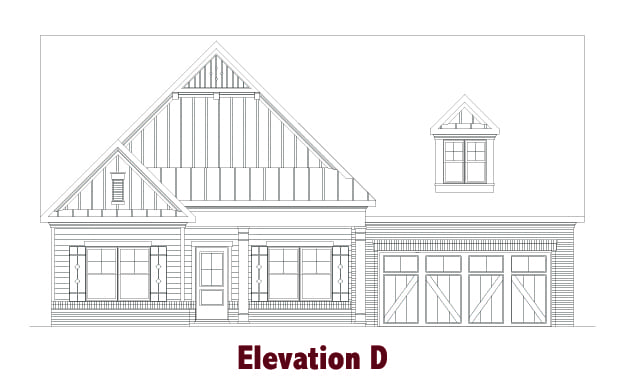 Westminster elevations Image