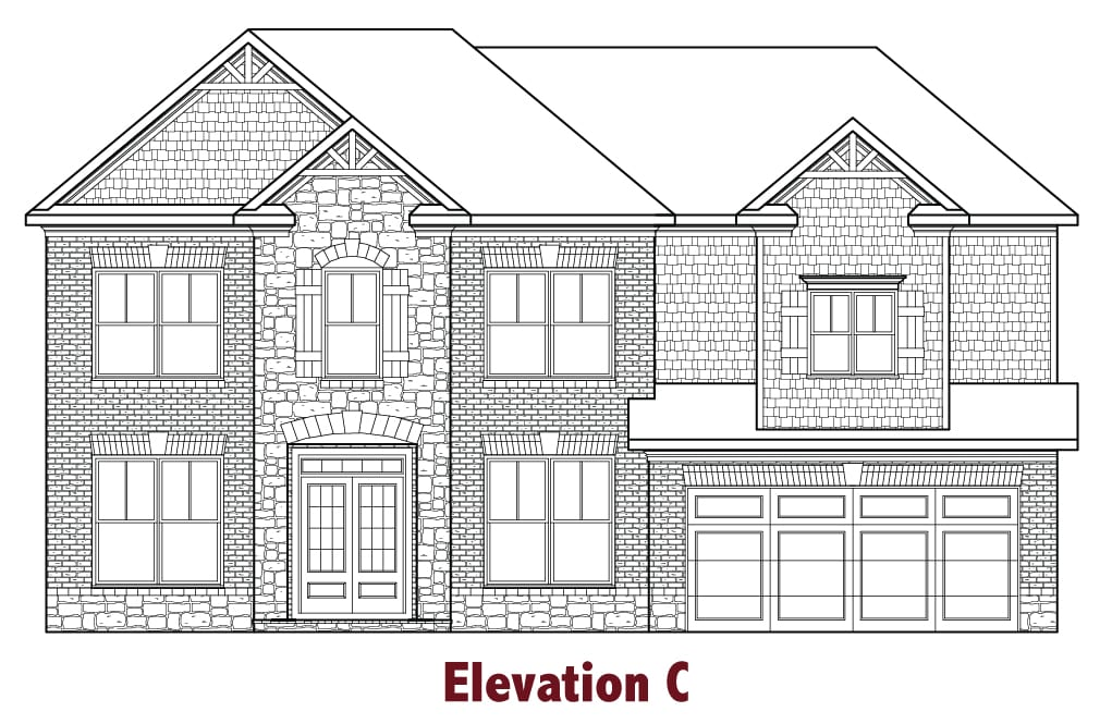 Windermere elevations Image