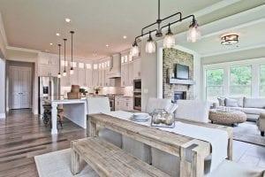 Castleberry-by-Chafin-Model-at-Suwnaee-Overlook-Kitchen-Breakfast