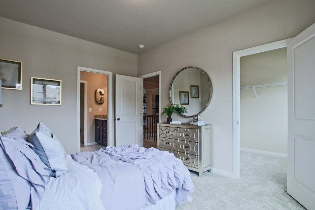42-Turnbridge-Model-at-Village-at-Ivy-Springs-By-Chafin-Commiunities-Secondary-Bedroom-with-Jack-Jill-Bath-1