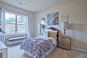 42-Turnbridge-Model-at-Village-at-Ivy-Springs-By-Chafin-Commiunities-Secondary-Bedroom-with-Jack-Jill-Bath-2
