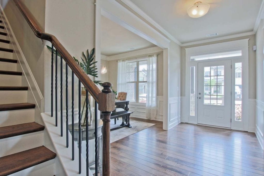 8-Turnbridge-Model-at-Village-at-Ivy-Springs-By-Chafin-Commiunities-Foyer