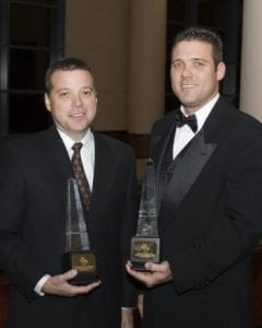 Obie Award Winners Chafin Communities Eric and Daryl Chafin