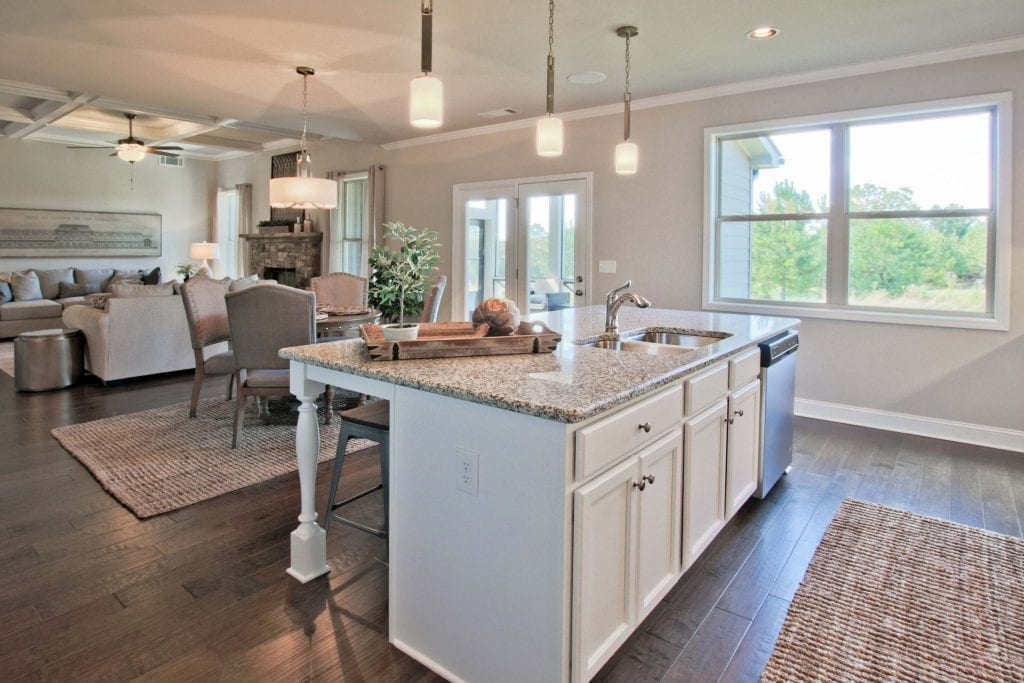 Turnbridge-by-Chafin-Communities-Model-at-Parkside-at-Mulberry-Kitchen-2