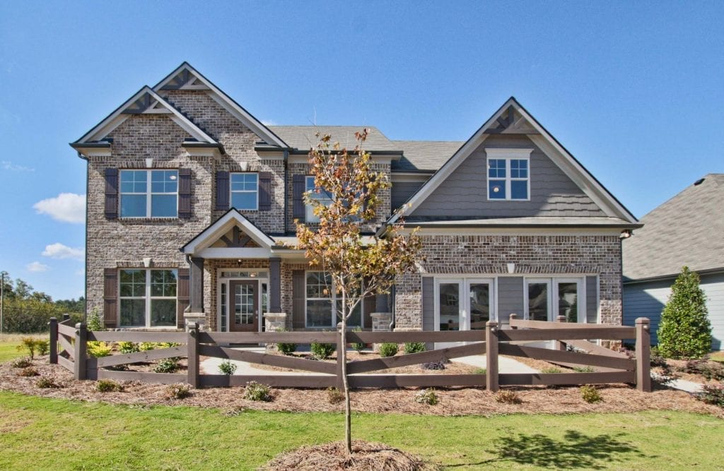 Turnbridge by Chafin Communities- Model at Parkside at Mulberry - Model at Parkside at Mulberry - Front 1