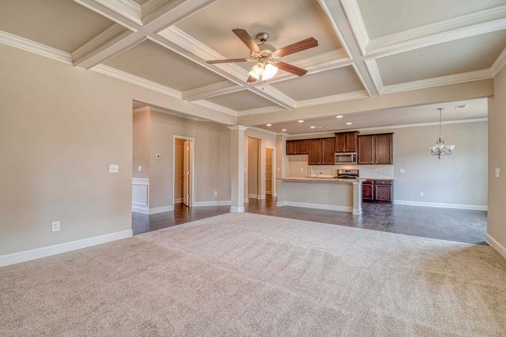 Connor II by Chafin Communiteis - Great Room