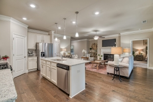 14 Brookfield - Chafin Communities - Kitchen to Great Room