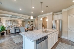 Hammond - Chafin Communities - Kitchen to Great Room