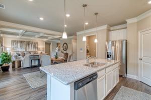Hammond - Chafin Communities - Kitchen to Great Room