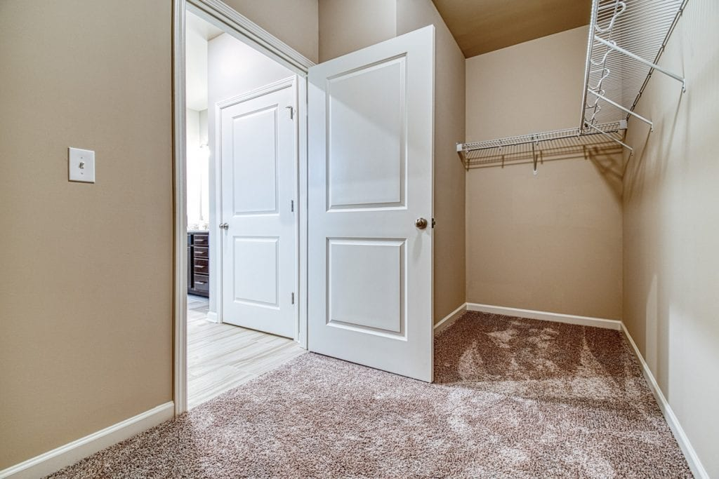 18 Brookfield - Chafin Communities - Owner's Walk in Closet