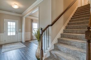 Hammond - Chafin Communities - Stairs to Foyer