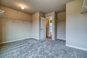 Hammond - Chafin Communities - Owner's Walk in Closet