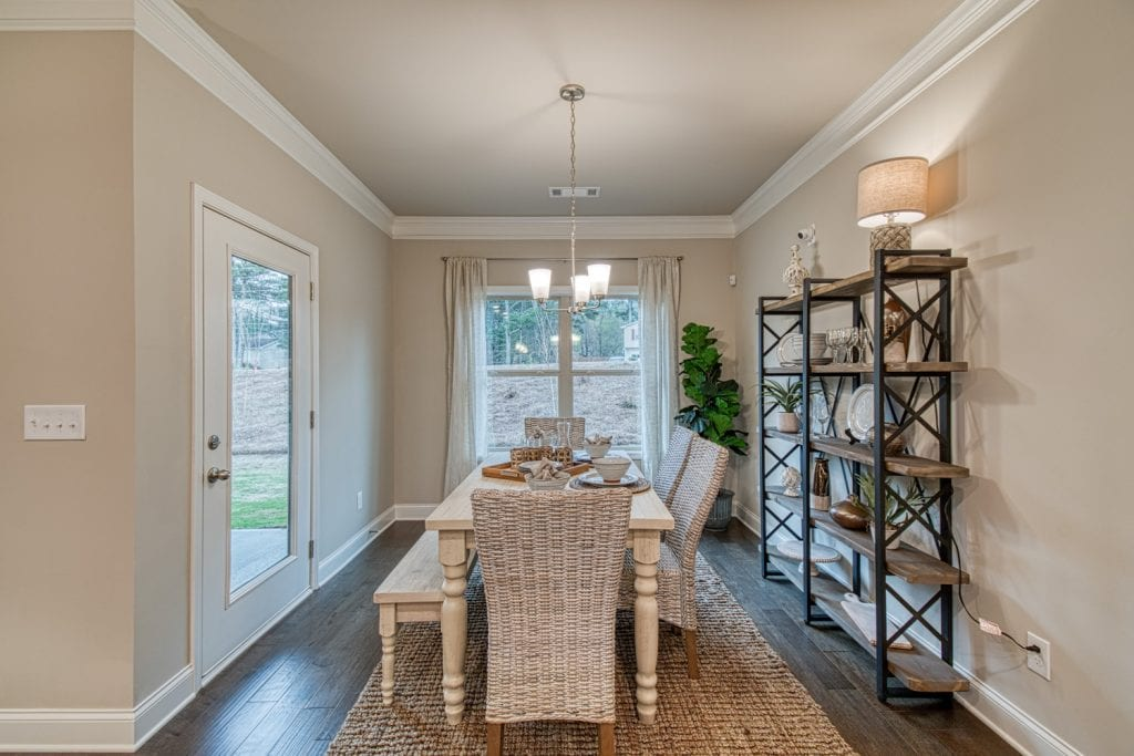 6 Brookfield - Chafin Communities - Dining