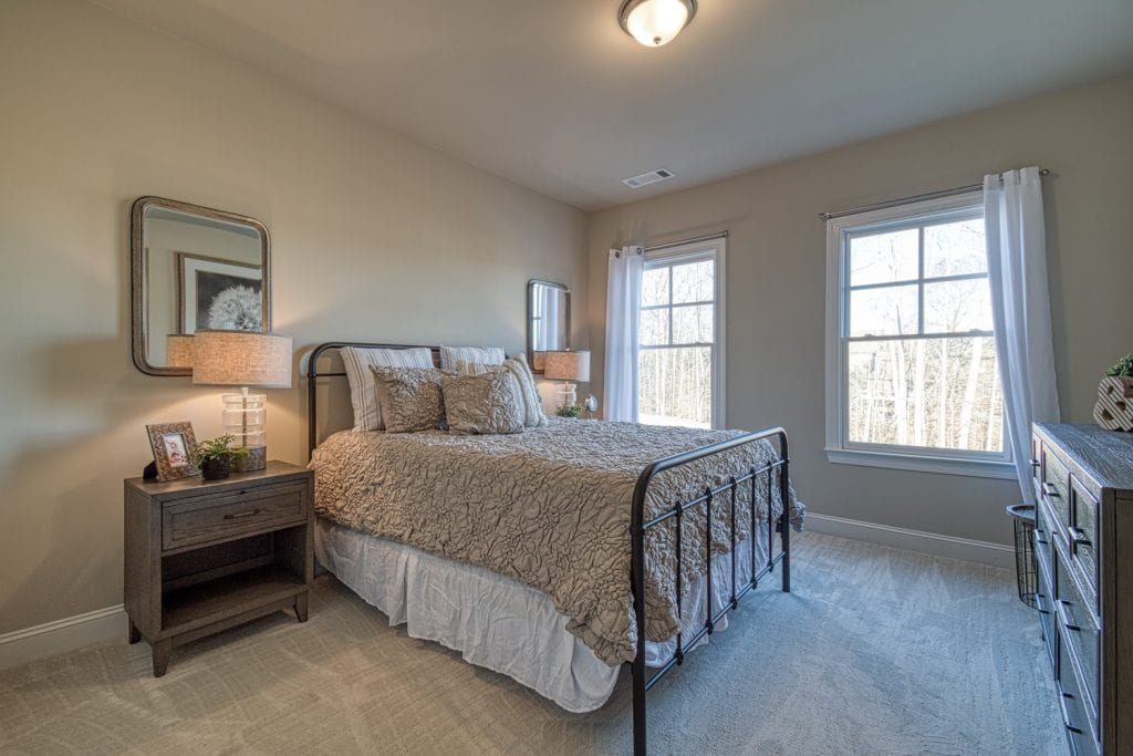 Bentley - Chafin Communities - Bedroom 3
