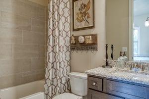 Bentley - Chafin Communities - Bedroom 5 Bath