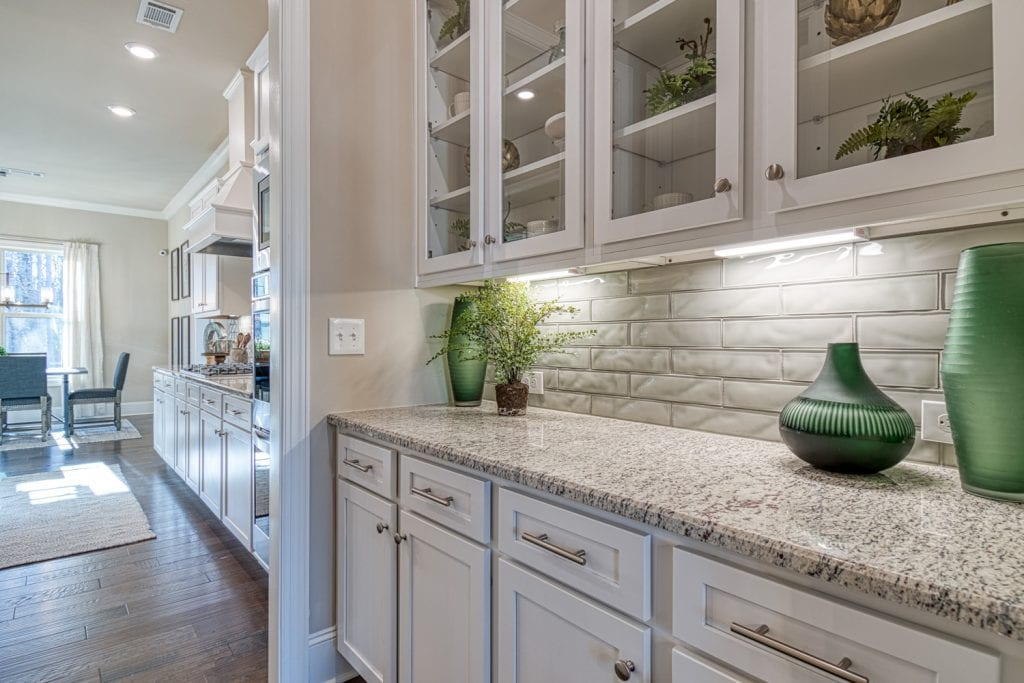 Bentley - Chafin Communities - Butler's Pantry