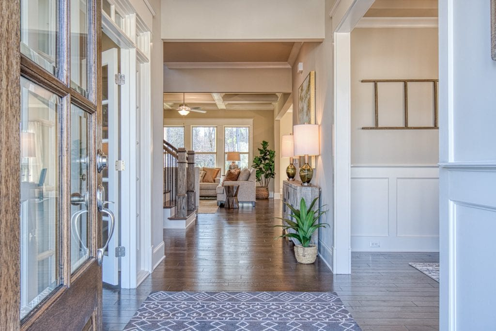 Bentley - Chafin Communities - Foyer