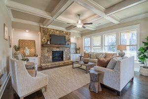 Bentley - Chafin Communities - Great Room