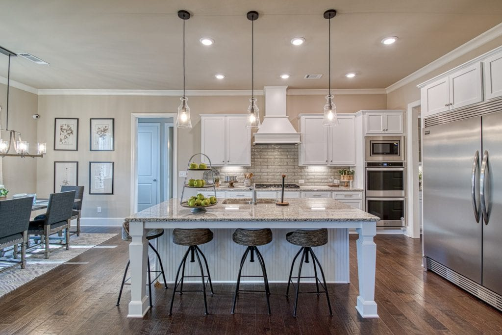 Bentley - Chafin Communities - Kitchen