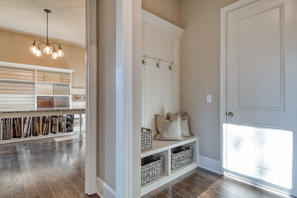 Bentley - Chafin Communities - Mudroom