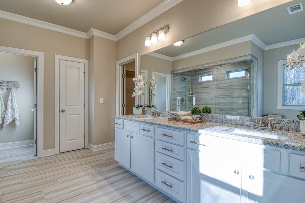 Bentley - Chafin Communities - Owner's Bath 2