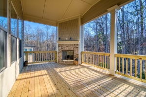 Bentley - Chafin Communities - Patio