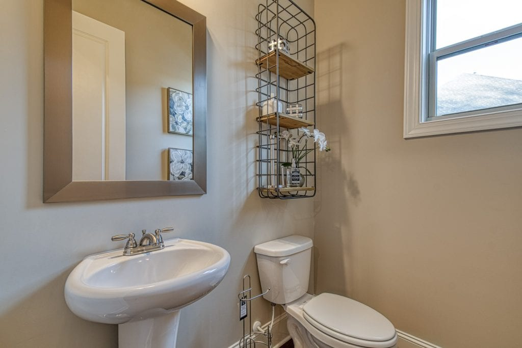 Bentley - Chafin Communities - Powder Room