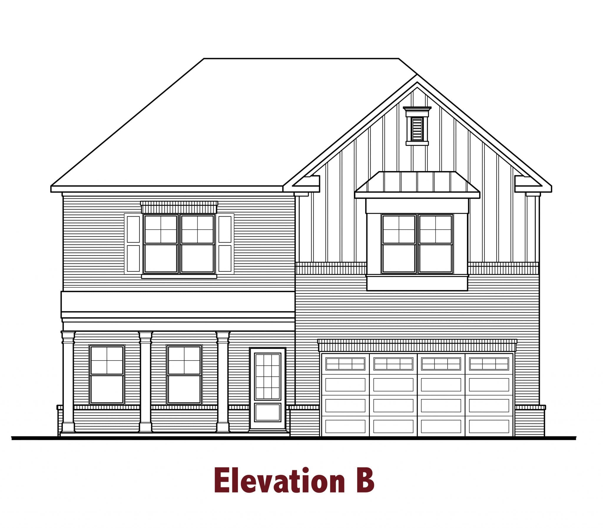 Callington elevations Image