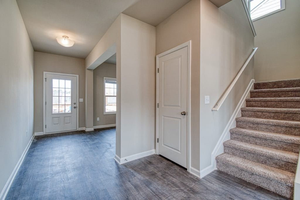 Glendale - Chafin Communities - Stairs to Foyer