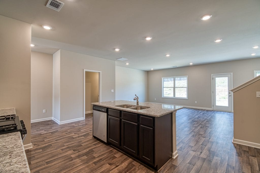 Joshua - Chafin Communities - Kitchen to Great Room