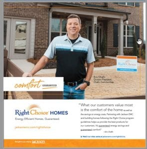 Right Choice Certified Eric Chafin Chafin Communitie 2020