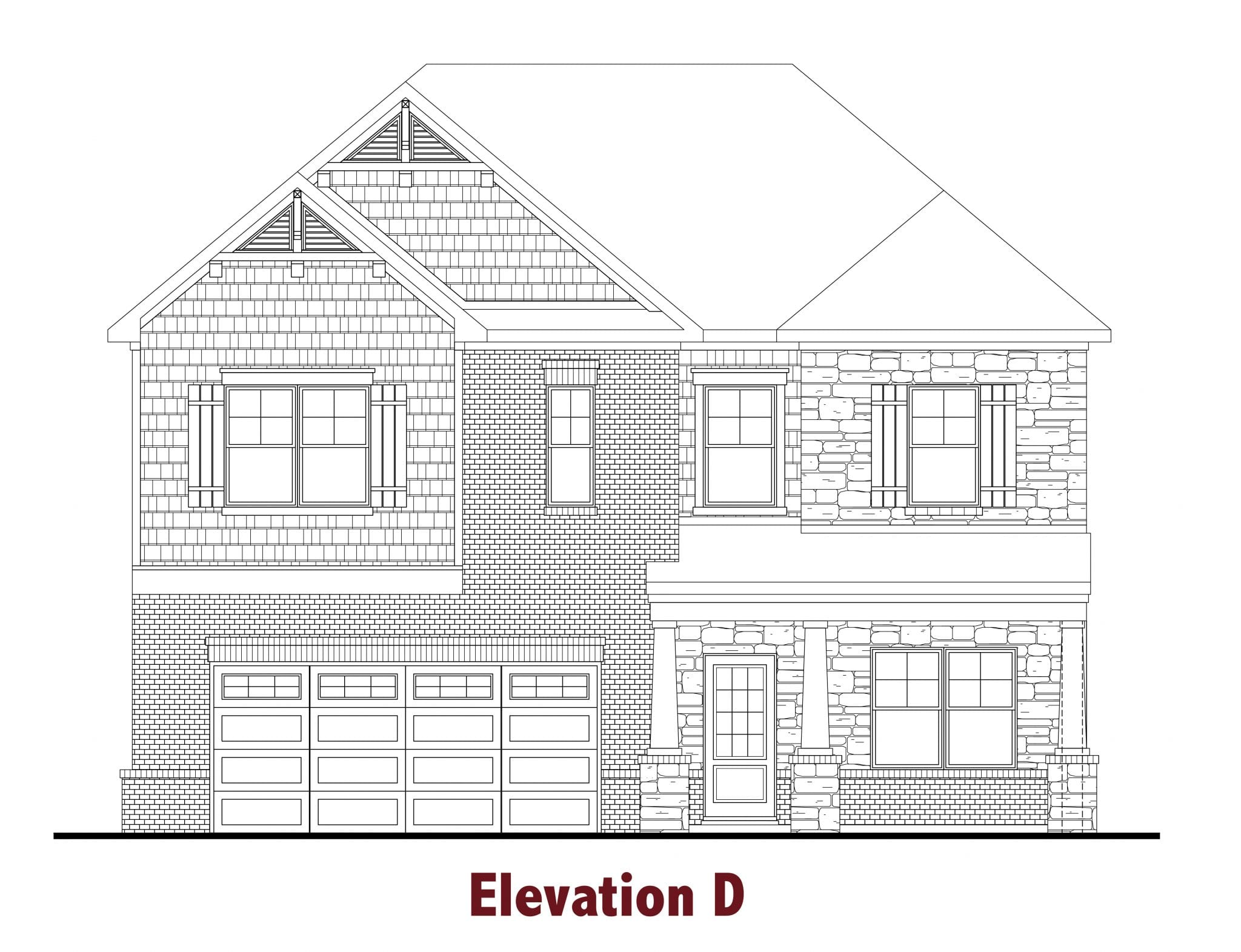 Winsford elevations Image
