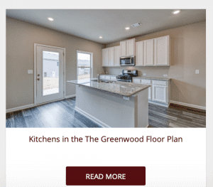 Search Chafin Homes by Kitchens