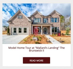 View Chafin's Model Home Tour